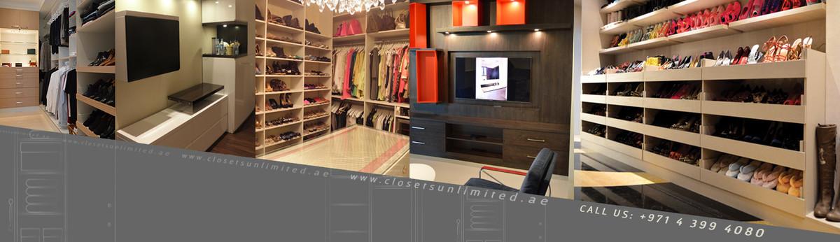 Closets Unlimited   Dubai, AE 334148   Home