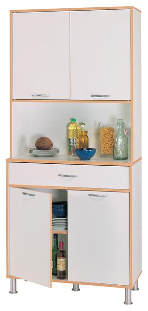 Kitchen Sideboard, 4 Cupboard Doors