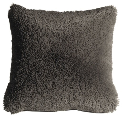 Pillow Decor Ltd. - Pillow Decor - Soft Plush 20 x 20 Throw Pillow - View in Your Room! Houzz