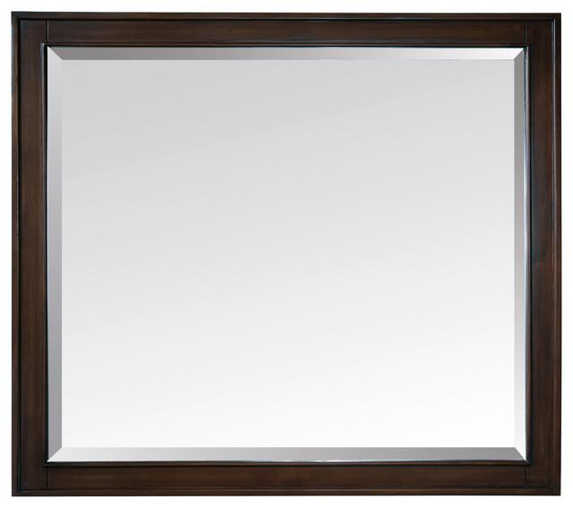 Awesome Dark Espresso Finish Bathroom WallMount Medicine Cabinet With Mirror