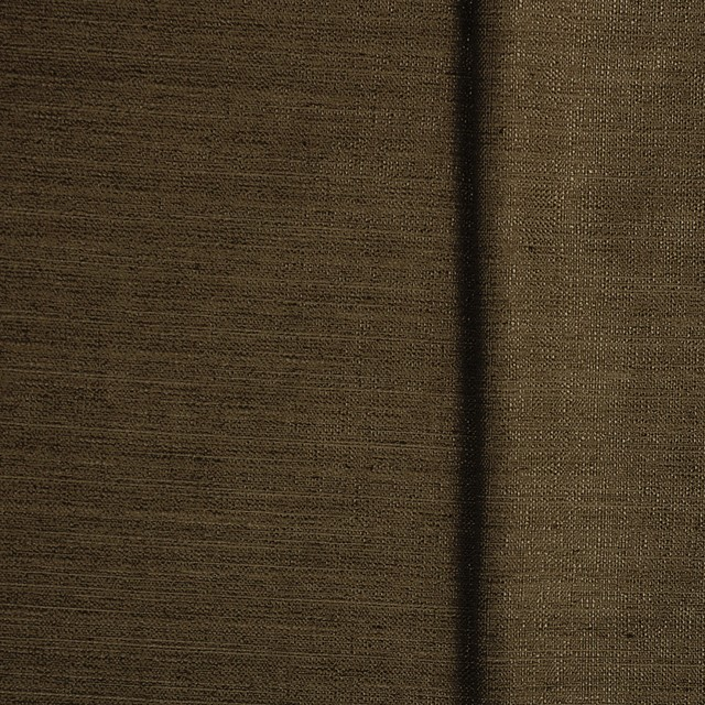 Chocolate Brown Neutral Solid Texture Upholstery Fabric