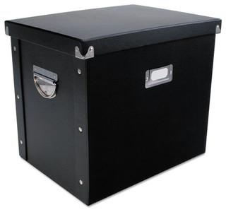 Advantus   Advantus File Box, 13 X 9 3/4 X 10 3/