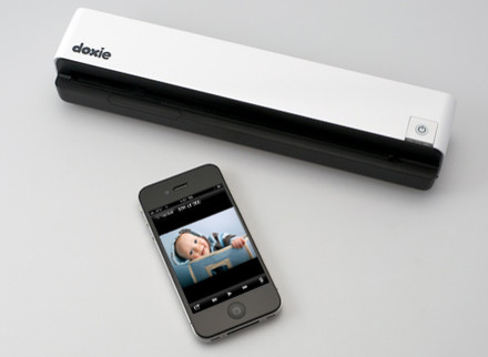 Doxie Go Mobile Document Scanner