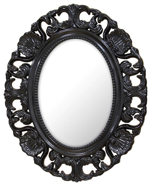 Baroque Wall Mirror stratton baroque mirror - victorian - wall mirrors -stratton