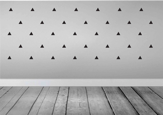 Dg geometric shape wall stickers removable vinyl wall decals contemporary