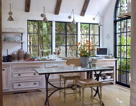 Functional Kitchen eclectic kitchen