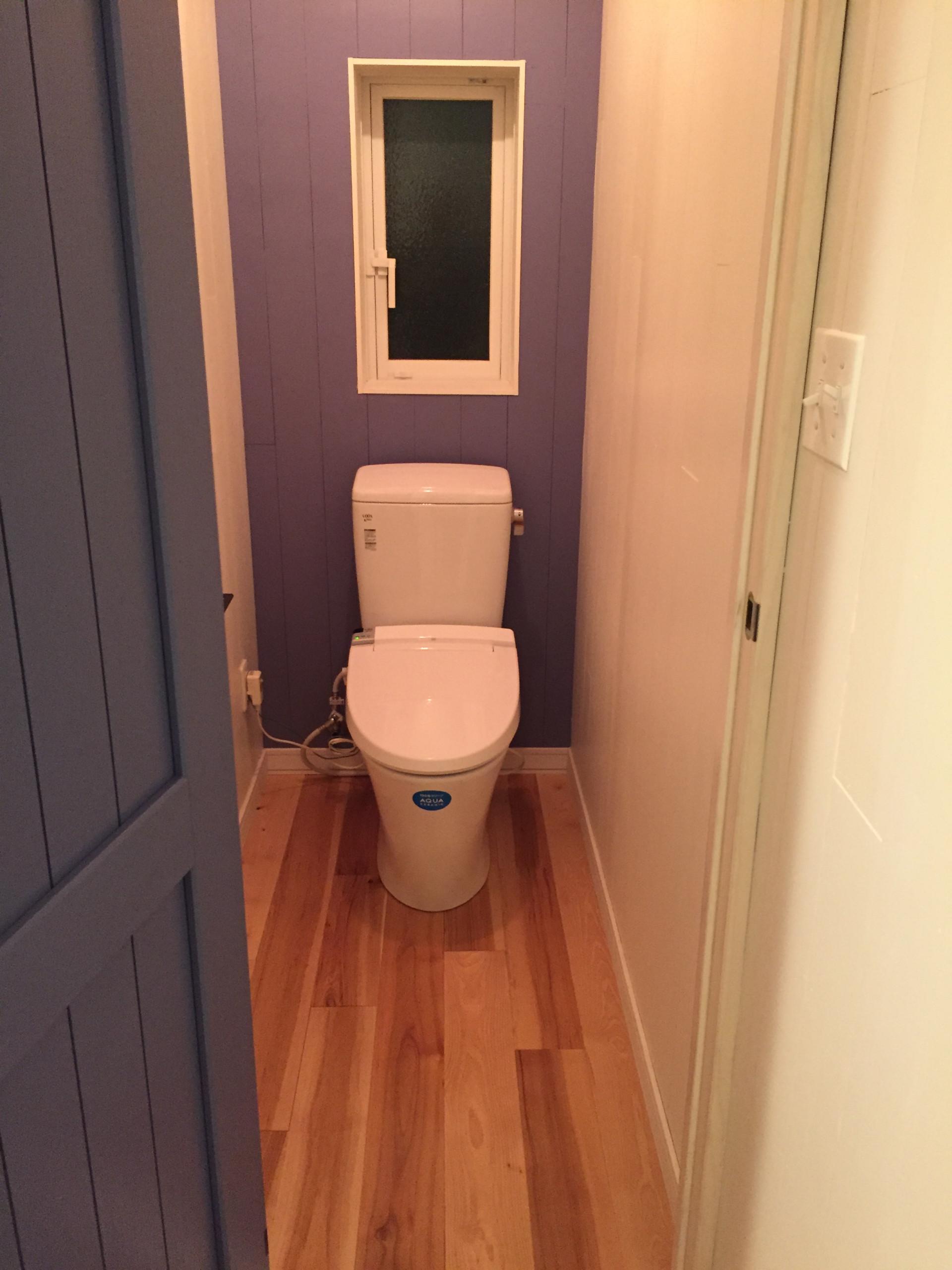 トイレ・洗面所リフォーム