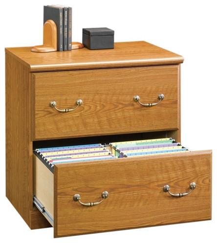 ... File Carolina Oak - Traditional - Filing Cabinets - by Harvey & Haley