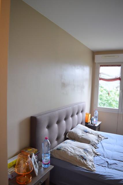 Vorher Nachher Ein Schlafzimmer Inspiriert Von Hoteleinrichtung