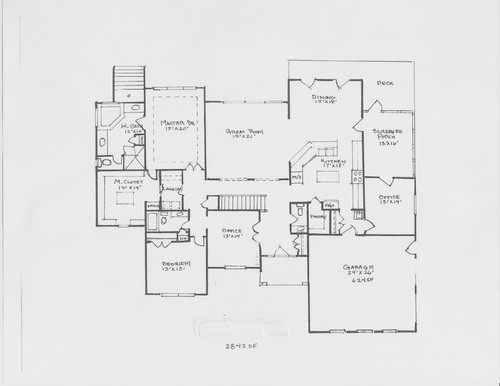 Need help with new construction house floor plan aging in for Floor plan assistance