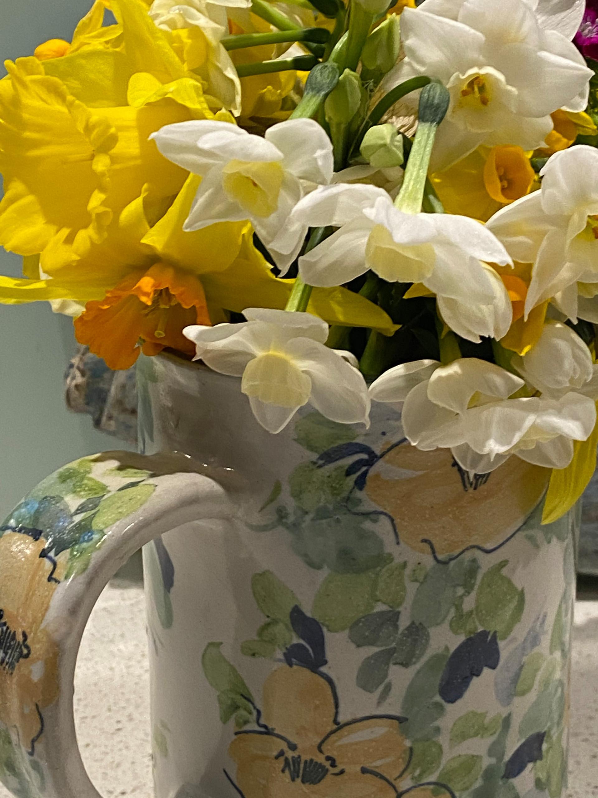 'Arbour House'  Seasonal Cut Flowers