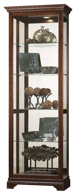 Howard Miller Elise Curio Cabinet - Traditional - China ...