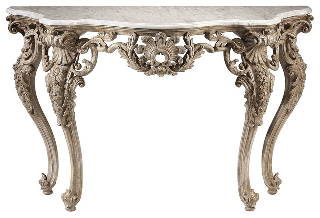 French style console table traditional console tables by
