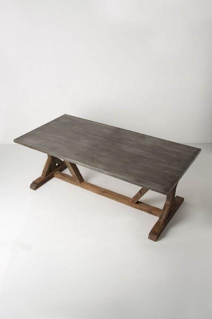 Modern Farmhouse Table Anthropologie Com Rustic