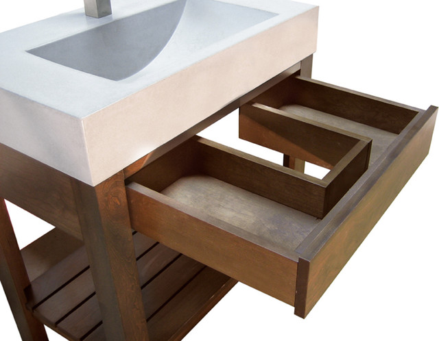 Charming How To Make A Concrete Kitchen Sink #9: Pinterest