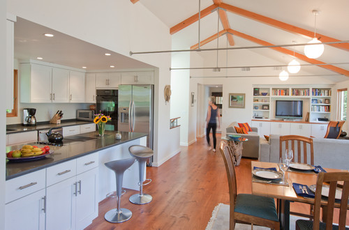 Renovation To A Split Level Ranch In Brewster, MA