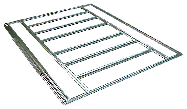 Admiral And Viking Floor Frame Kit 10&x27;x7&x27;, Swing Doors