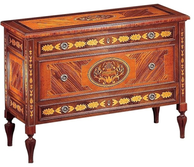 David Michael Maggiolini Formal Furniture Chest Traditional Dressers By Euroluxhome
