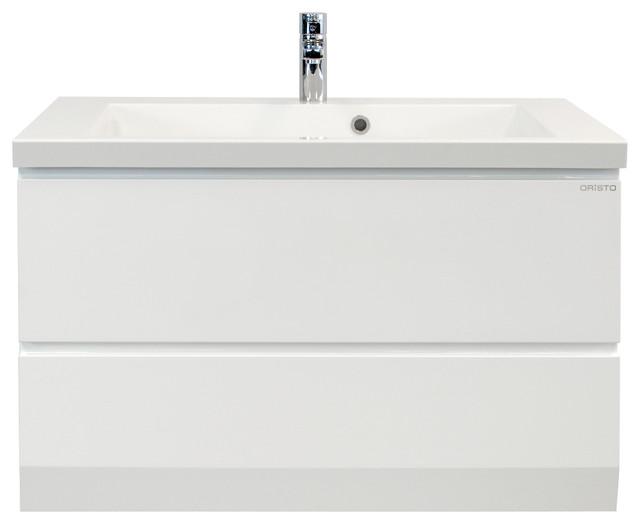 Hanging Bathroom Sink : Hanging Bathroom Vanity, 33