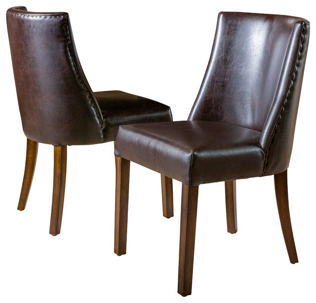 GDFStudio - Rydel Dining Chairs, Set of 2 & Reviews   Houzz