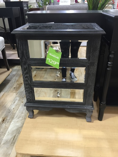 Home Goods Mirror Nighstand