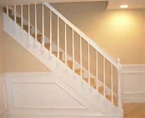 How Do I Paint The Stair Area If I Paint All My Trim White?