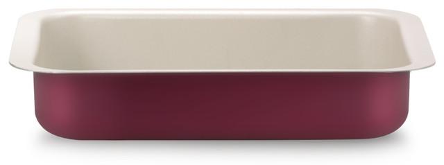 "Princess Passion Bio-Ceramix Nonstick Roaster, 11 3/4""x8""."