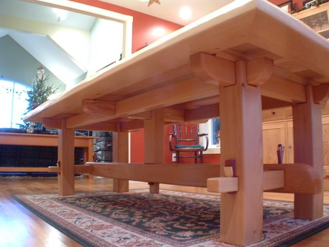 Craftsman Timber Frame Furniture