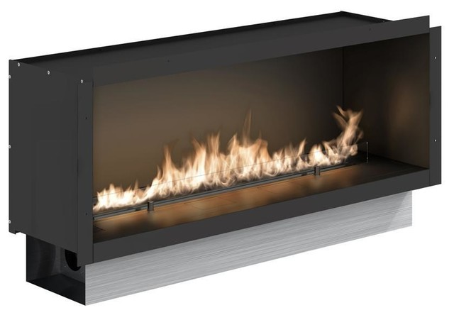 Fire Line Automatic 2 Model E, Casing Ethanol Fireplace