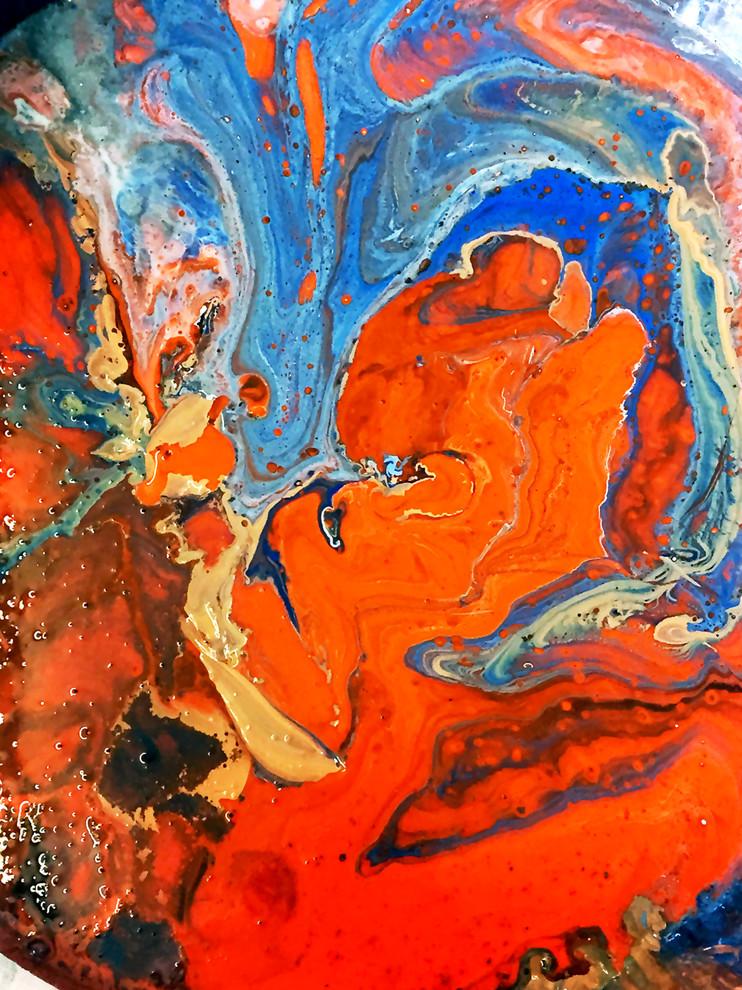 Wand | Oberflächen und Farben | Farbenspiel