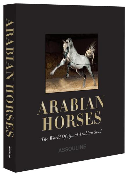 U201cArabian Horsesu201d Coffee Table Book Contemporary Books
