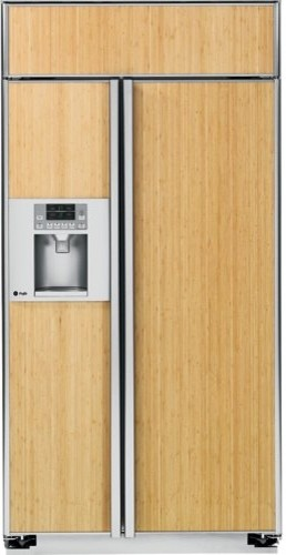 GE Profile Built-In Side-by-Side Refrigerator