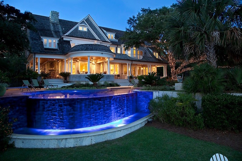 North Carolina Shingle-Style Residence