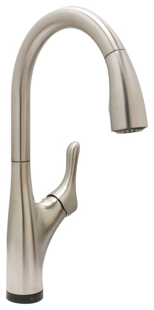 Huntington Brass Touch Activated Kitchen Faucet