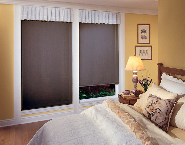 bedroom shades. Blinds com Signature Blackout Roller Shades traditional bedroom  Traditional