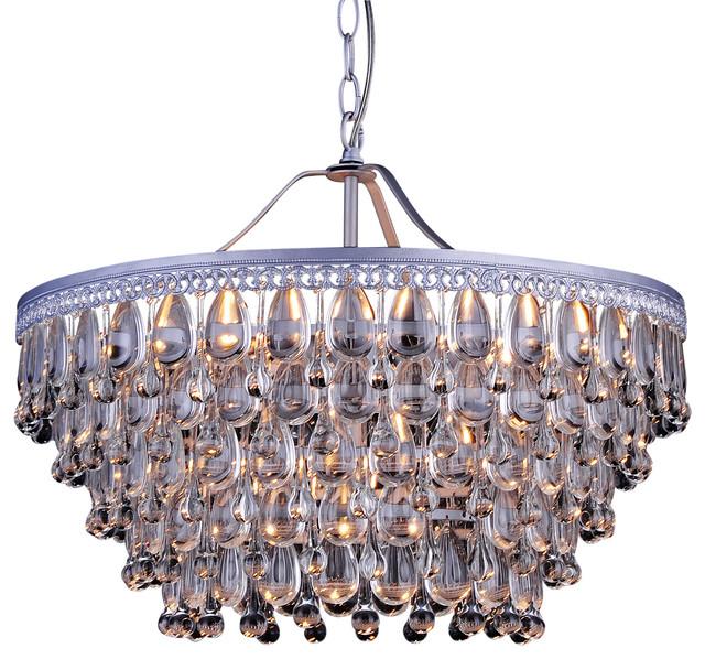 Kassandra 6 light sparkle crystal matte silver chandelier kassandra 6 light sparkle crystal matte silver chandelier aloadofball Choice Image