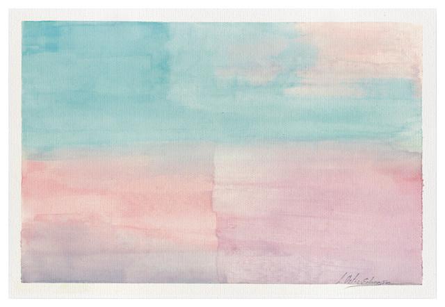 """Menorca"" Canvas Print, 90x60 Cm"