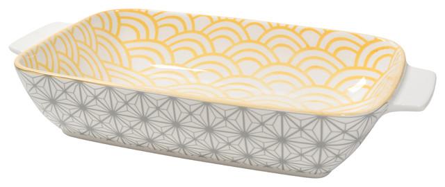 Now Designs Baking Dish Sunstone, Medium.