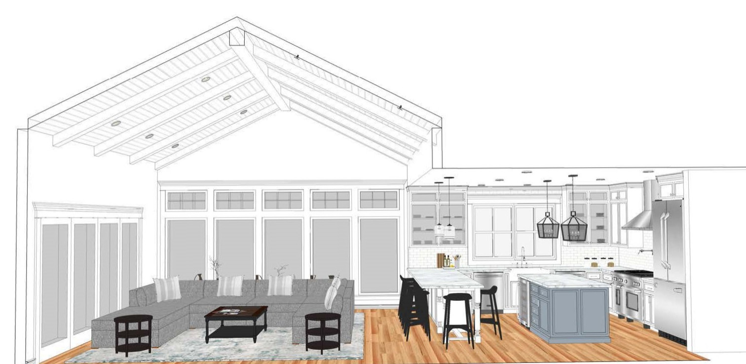 Renovations and Additions to a Historic 1913 Craftsman Bungalow