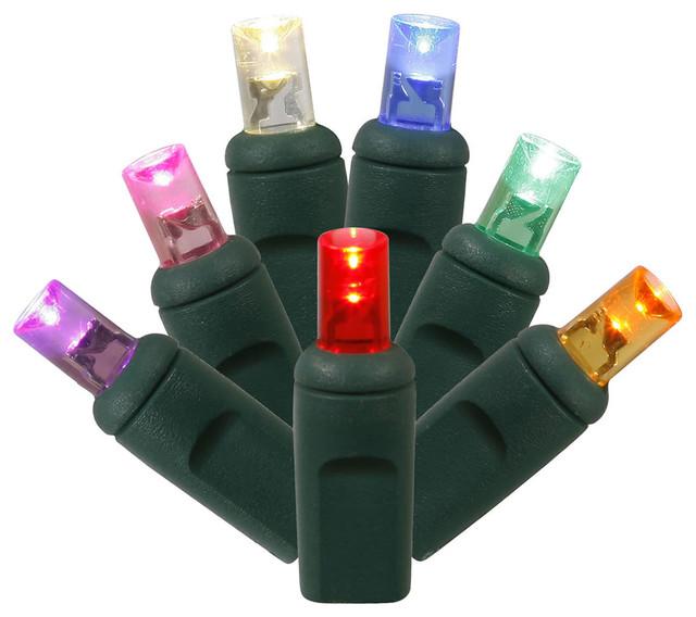 100-Light Multi Led Lights.