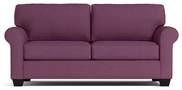 Lafayette Apartment Size Sleeper Sofa Transitional Sleeper