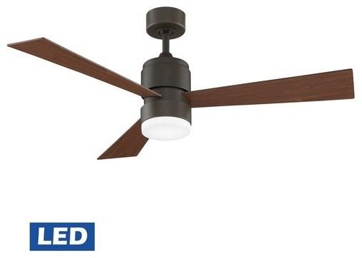 "fanimation zonix led 54"" 3 blade ceiling fan - blades, led light Ceiling Fan Blades"
