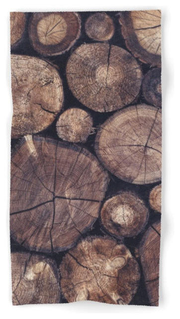 Society6 The Wood Holds Towel Rustic Bath Towels By