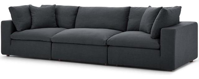 Prime Modern Contemporary Urban Living Sofa Set Gray Inzonedesignstudio Interior Chair Design Inzonedesignstudiocom