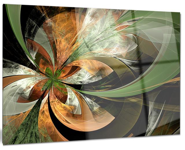 shop houzz design art usa orange and green large. Black Bedroom Furniture Sets. Home Design Ideas