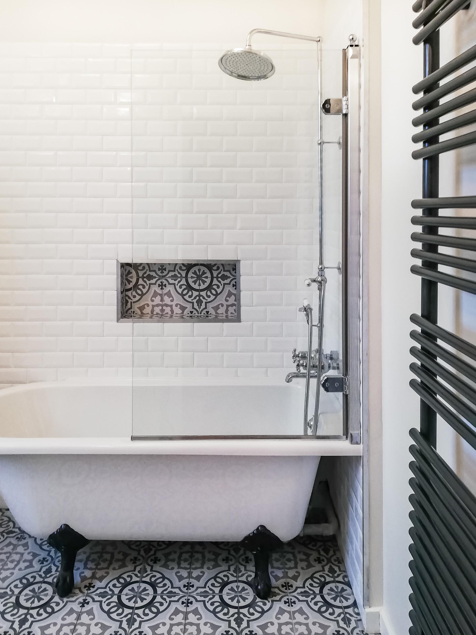 Rénovation totale d'une salle de bains