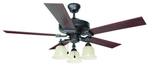 "Design House 154112 Ironwood 52"" Ceiling Fan 3 Light."