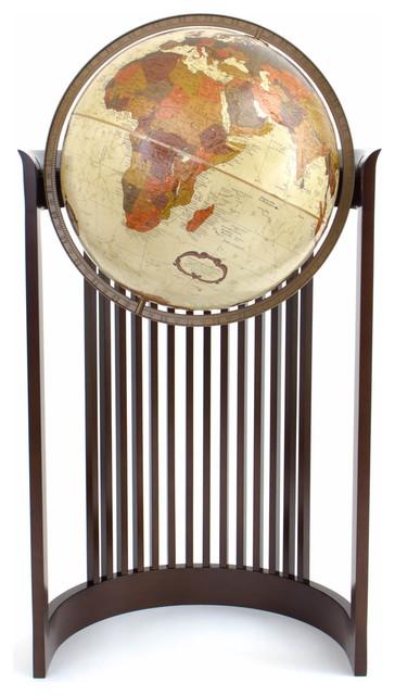 Barrel Chair Designer Globe