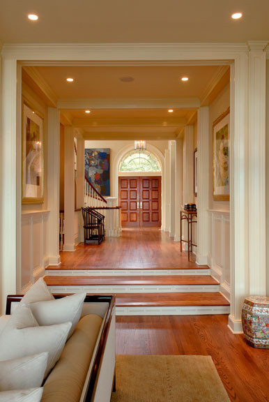 Home design - contemporary home design idea in Charleston