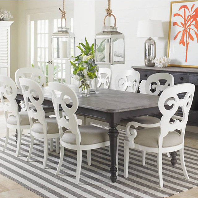 Beach Dining Chairs ~ Dining rooms smart furniture beach style